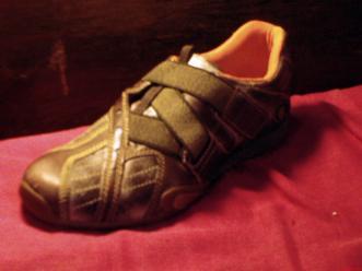 O sapato do Raul