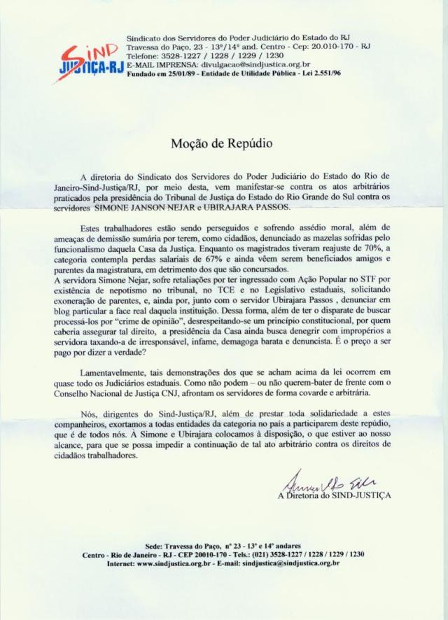 mocao-sindjustica-rj