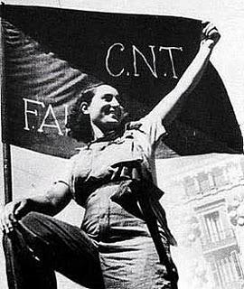 militante anarquista na guerra civil espanhola